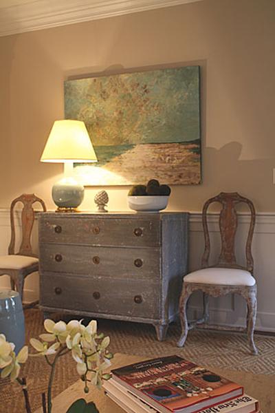 Darien Family Home chest art