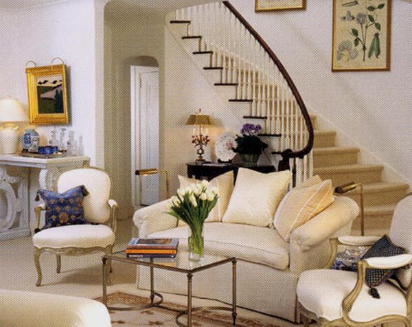 Darien Sweedish living room