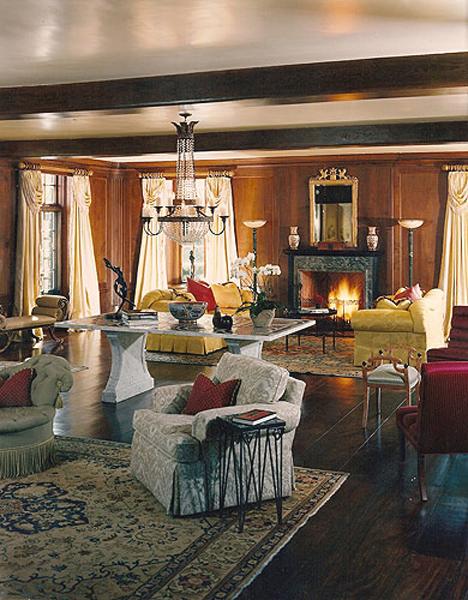 Greenwich Georgian Livingroom