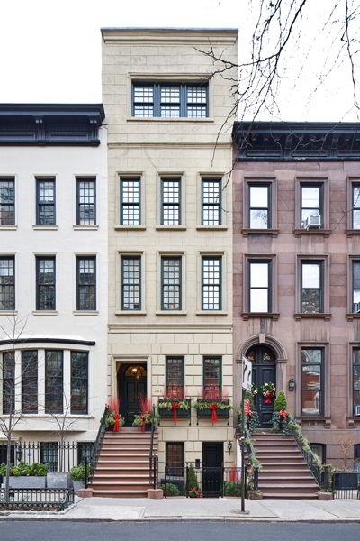 Historic New York City 5 Story Townhouse Renovation
