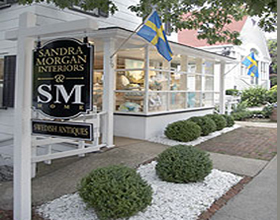 Sandra Morgan Interiors - Retail Shop