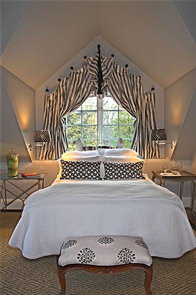 Riverside London bedroom