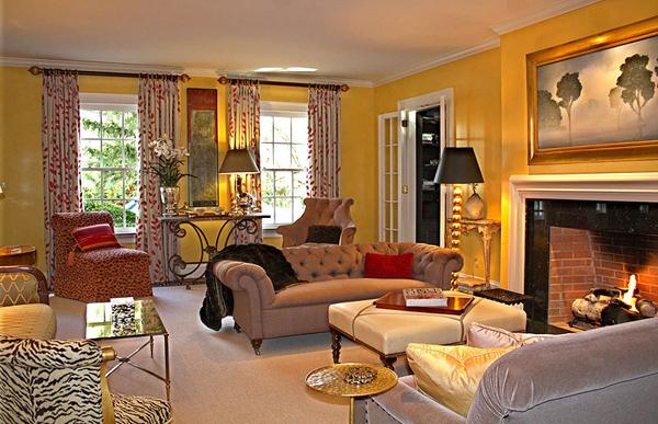Riverside London livingroom