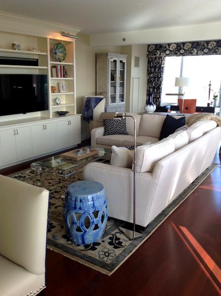 Stamford Condo Livingroom 2