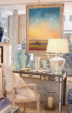 Sandra Morgan Home/Art Gallery