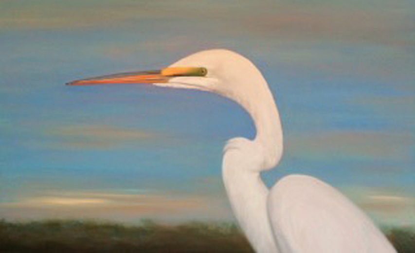 The Egret (SOLD)
