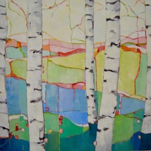 Munro Spring Birches