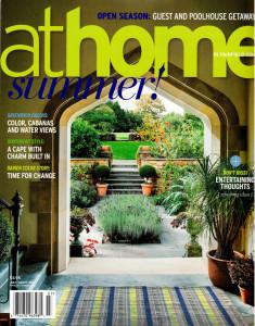 At Home Magazine, 2015