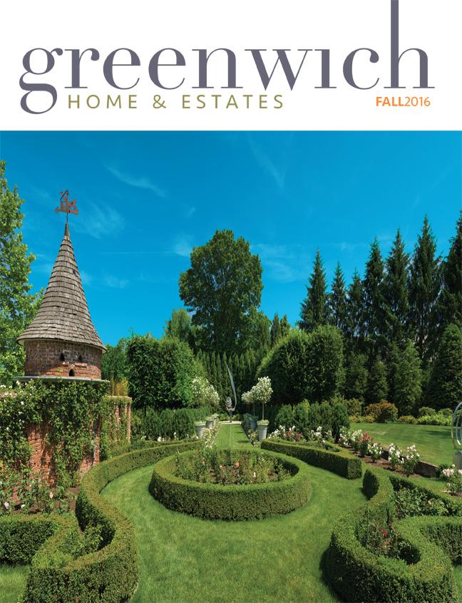 Greenwich Home & Estates Magazine, Fall 2016