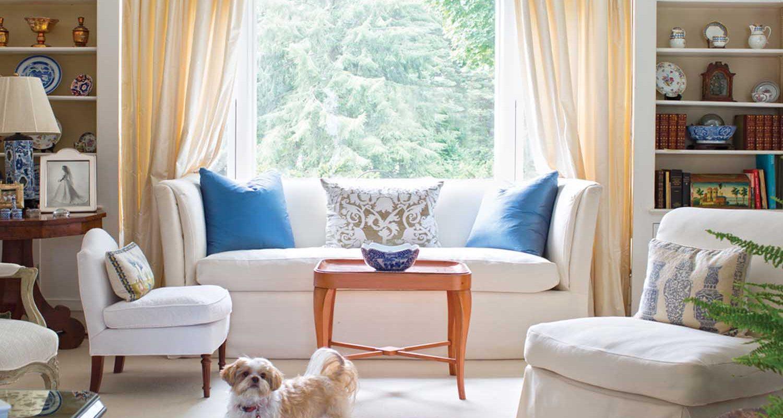 Interior Designer Greenwich, CT - Sandra Morgan Interiors & SM Home ...