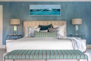Bedroom Larchmont NY Sandra Morgan Interiors and Art Prive