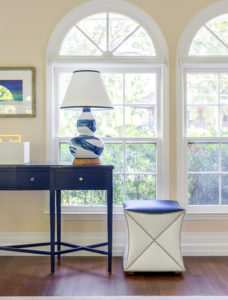 Sun Room Larchmont NY Sandra Morgan Interiors and Art Prive