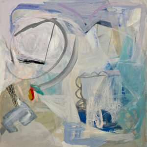 Time_Collapsing__Re_Scheidt_Acrylic_Guache_on_Canvas