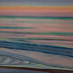 Morgan_Paula_9_Coffin's Beach Meditation 20 x 20 oil on gallery wrapped canvas