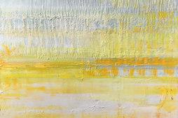 Sussberg Barbara Golden Hour oil on canvas palette knife