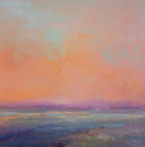 McCarthy In the Morning oil on canvas 30 sq