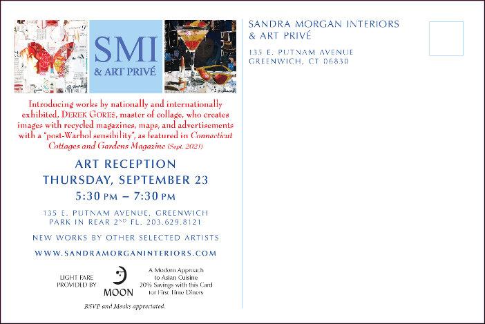 Sandra Morgan Art Reception 2